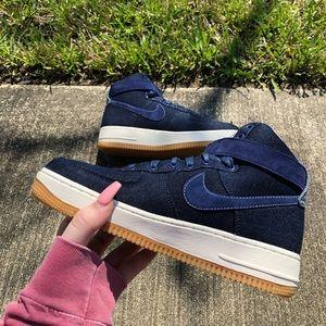 NWT Nike Air Force 1 Hi SE